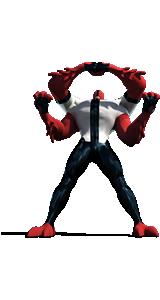 FOUR ARMS