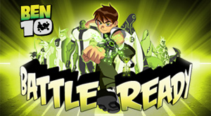Ben 10 Games | Battle Ready