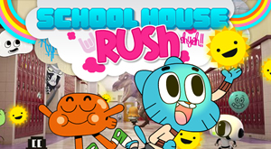 Gumball Games | School House Rush