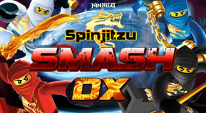 Spinjitzu Smash DX