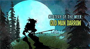 Crystal Cove Online: Old Man Darrow