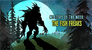 Crystal Cove Online: The Fish Freaks