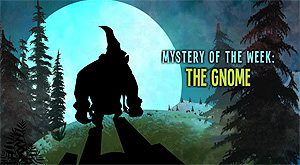 Crystal Cove Online: The Gnome