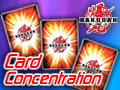 Bakugan Battle Brawlers: New Vestroia - Card Concentration