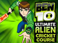 Ben 10 Ultimate Alien - Ultimate Cricket Course